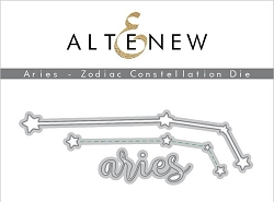 Altenew - Cutting Dies - Aries Zodiac Constellation Die