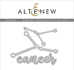 Altenew - Cutting Dies - Cancer Zodiac Constellation Die