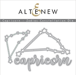 Altenew - Cutting Dies - Capricorn Zodiac Constellation Die