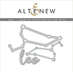 Altenew - Cutting Dies - Leo Zodiac Constellation Die