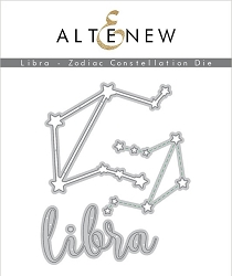 Altenew - Cutting Dies - Libra Zodiac Constellation Die