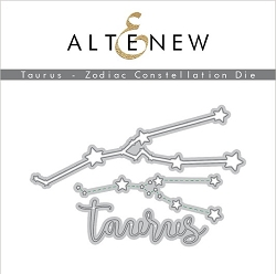 Altenew - Cutting Dies - Taurus Zodiac Constellation Die