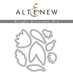 Altenew - Cutting Dies - Bright Blossoms