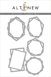 Altenew - Cutting Dies - Crystal Frames
