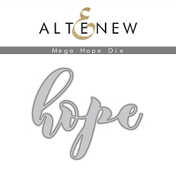 Altenew - Cutting Dies - Mega Hope
