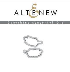 Altenew - Cutting Dies - Something Wonderful