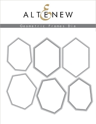 Altenew - Cutting Dies - Geometric Frames