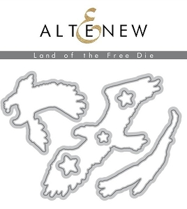 Altenew - Cutting Dies - Land of the Free