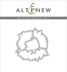Altenew - Cutting Dies - Blossom Wreath