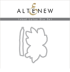 Altenew - Cutting Dies - Inked Lotus