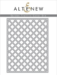 Altenew - Cutting Dies - Garden Trellis Cover