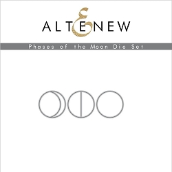 Altenew - Cutting Dies - Phases of the Moon