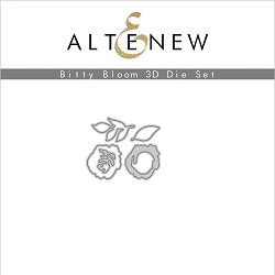 Altenew - Cutting Dies - Bitty Bloom 3D