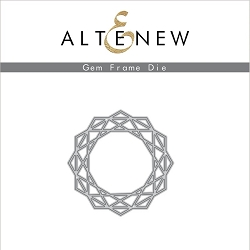 Altenew - Cutting Dies - Gem Frame