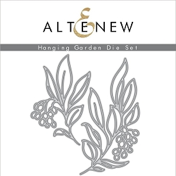 Altenew - Cutting Dies - Hanging Garden