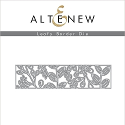 Altenew - Cutting Dies - Leafy Border