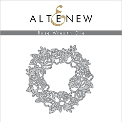 Altenew - Cutting Dies - Rose Wreath