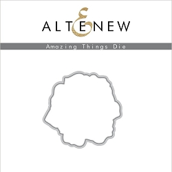 Altenew - Cutting Dies - Amazing Things