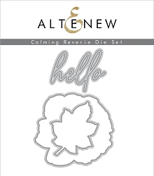 Altenew - Cutting Dies - Calming Reverie