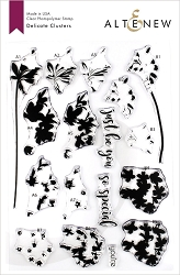 Altenew - Clear Stamps - Delicate Clusters