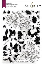 Altenew - Clear Stamps - Ornate Foliage