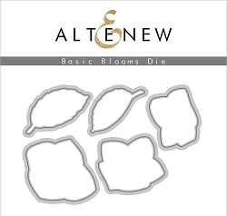 Altenew - Cutting Dies - Basic Blooms