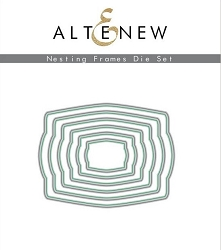 Altenew - Cutting Dies - Nesting Frames Die Set