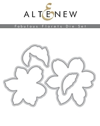 Altenew - Cutting Dies - Fabulous Florets