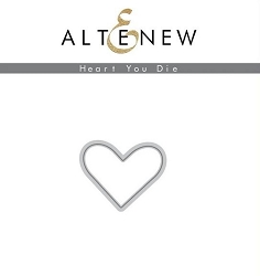 Altenew - Cutting Dies - Heart You