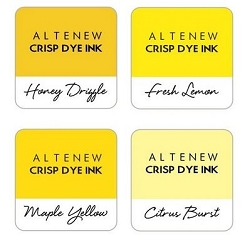 Altenew - Pocketful of Sunshine 4 color Ink Cube Set