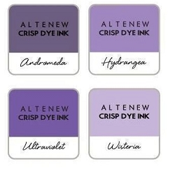 Altenew - Enchanted Garden 4 color Ink Cube Set