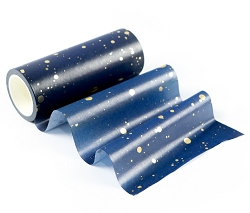 Altenew - Washi Tape - Gold Splatter Navy 4.5