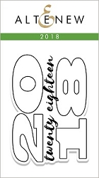 Altenew - Clear Stamps -