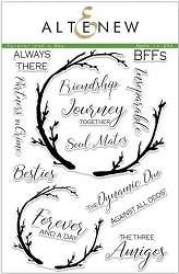 Altenew - Clear Stamps - Forever and a Day