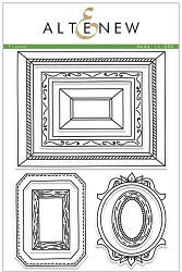 Altenew - Clear Stamps - Framed