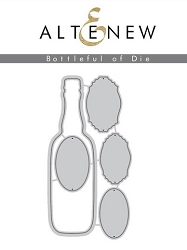 Altenew - Cutting Dies - Bottleful of