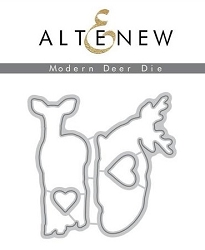 Altenew - Cutting Dies - Modern Deer