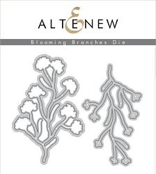 Altenew - Cutting Dies - Blooming Branches
