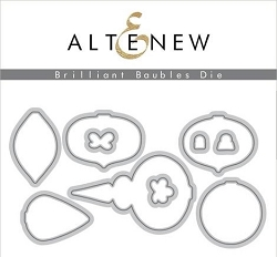 Altenew - Cutting Dies - Brilliant Baubles