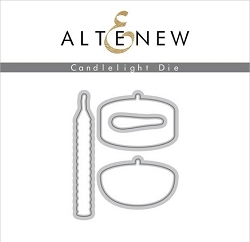 Altenew - Cutting Dies - Candlelight