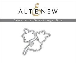 Altenew - Cutting Dies - Season's Greetings