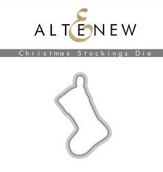Altenew - Cutting Dies - Christmas Stockings
