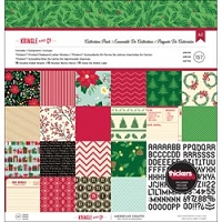 American Crafts - Kringle and Co. Collection - Collection Pack