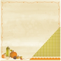 American Crafts - Pumpkin Patch 12