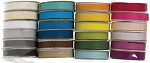 American Craft-Ribbon Value Assortment-Solid Satin