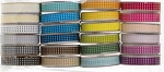 American Craft-Ribbon Value Assortment-Dots  Grosgrain