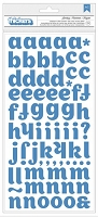 American Crafts Thickers Stickers - Junebug / Bluejay