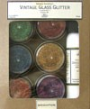 Art Institute Glitter  - Vintage Glass Glitter Kit - Brighton