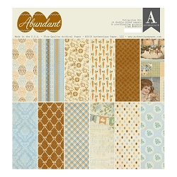 Authentique - Abundant Collection - Collection Kit