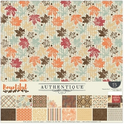 Authentique - Bountiful Collection - Collection Kit